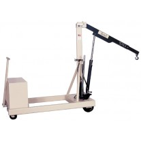 Beech B-1000CW Counter-weighted Floor Crane