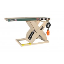 "BEECH LOADREDI LIGHT DUTY SCISSOR LIFT TABLE 48"" W X 48-5/8""L PLATFORM, 1000 LB CAPACITY, RL24-10-4W"