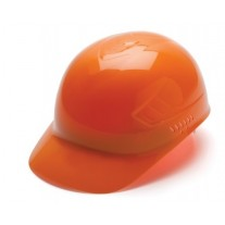 Pyramex HP40040 Ridgeline Bump Cap - 4 Point Glide Lock Suspension - Orange