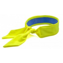 Pyramex Cooling Bandana, Yellow (CLOSEOUT - LIMITED STOCK AVAILABLE)