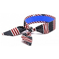 Pyramex Cooling Bandana, Stars and Stripes (CLOSEOUT - LIMITED STOCK AVAILABLE)