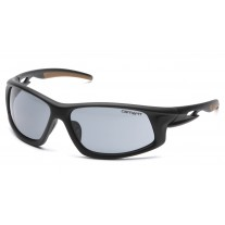 Carhartt CHB620DT Ironside Safety Glasses Black Frame Gray Anti-Fog Lens