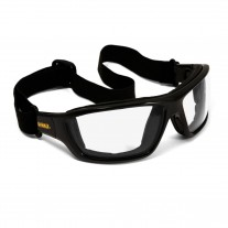 DEWALT DPG83-11D Converter Safety Glass/Goggle Hybrid Clear Anti-Fog Lens - LIMIT 36 PER CUSTOMER / ADDRESS