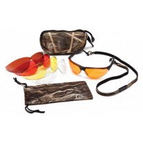 Ducks Unlimited DUCAB Rendezvous Shooting  Glasses Combo Kit