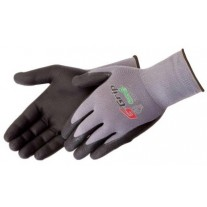 Liberty F4600 G-Grip Nitril Micro-Foam Palm Coated Gloves - Pair