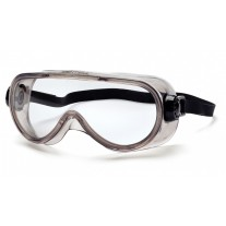Pyramex G304TN Goggles - Chem Splash - Clear Anti-Fog Lens - Neoprene Strap