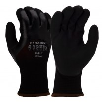 Pyramex GL611 Insulated Dipped ANSI A2 Cut Resistant Work Gloves - Pair