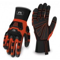 Pyramex GL801 Maximum Duty Ultra Impact Gloves - Pair (CLOSEOUT - LIMITED STOCK AVAILABLE)