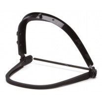 Pyramex HHAB Cap Style Hard Hat Face Shield Adapter (Not for Electrical Use)