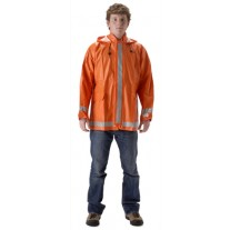 NASCO ArcLite 1103BO FR Rainwear - Waist Length Jacket Only - Orange