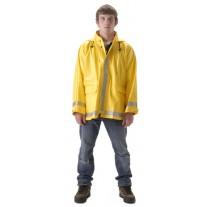 NASCO ArcLite 1103JY FR Rainwear - Waist Length Jacket Only - Yellow