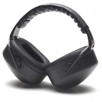 Pyramex PM3010 Ear Muff - NRR 26db - Individually packaged