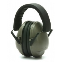 Pyramex PM9011 Gray Ear Muff - NRR 19dB (CLOSEOUT - LIMITED STOCK AVAILABLE)