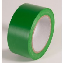 """Incom PST211 Safety Green Aisle Tape - 2"""" x 108'"""