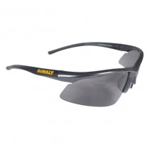 DEWALT DPG51-2D Radius™ Safety Glasses Black Frame Smoke Lens