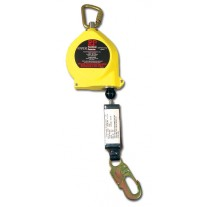 French Creek RL25AG Self Retracting Lifeline w/ 25' Galv. Wire Rope - (CLOSEOUT - LIMITED STOCK)