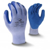 Radians RWG16 Crinkle Latex Palm Coated Glove - Dozen