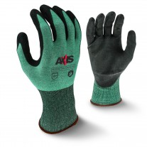 Radians RWG533 AXIS Foam Nitrile Coated ANSI A3 Cut Resistant Glove - Dozen