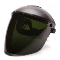 Pyramex S1150 PC Tapered Face Shield Only - 5.0 IR Filter