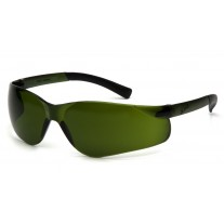 Pyramex S2560SF Ztek Safety Glasses Green Tinted Frame 3.0 IR Lens Lens