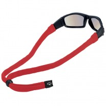 Chums 12119 Cotton Retainer - Large End Glasses Retainer - Red