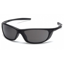 Pyramex Azera SB4420D Safety Glasses - Black Frame - Gray Lens