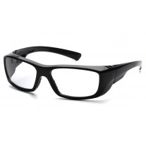 Pyramex SB7910DRX Emerge Safety Glasses - Black Frame - Clear  Lens