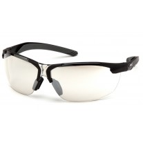 Pyramex SB9280S Flex-Zone Safety Glasses - Black Frame - Indoor/ Outdoor Lens - (CLOSEOUT - LIMITED AVAILABILITY)