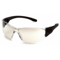 Pyramex SB9580S Trulock Safety Glasses - Black Temples - Indoor / Outdoor Lens
