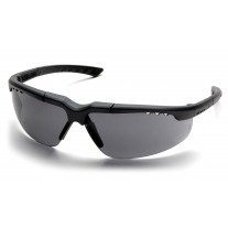 Pyramex Reatta SCH4820D Safety Glasses - Gray Lens - Charcoal Frame