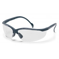Pyramex 	 SSG1810S Venture II Safety Glasses - Slate Gray Frame - Clear Lens