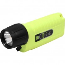 SL4 eLED (L1) Diving Flashlight, Safety Yellow