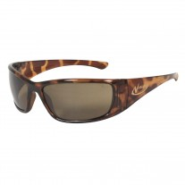 Radians VG3 Vengeance™ Safety Eyewear Brown Polarized Lens Tortoise Shell Frame