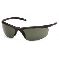 Venture Gear Zumbro VGSBR222T Safety Glasses - Bronze Frame - Forest Gray Anti Fog Lens - (CLOSEOUT)
