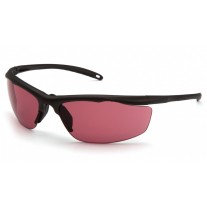 Venture Gear Zumbro VGSBR227T Safety Glasses Bronze Frame Smoke Vermillion Anti Fog Lens (CLOSEOUT - LIMITED STOCK AVAILABLE)
