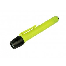 UK2AAA eLED Penlight I, Safety Yellow (CL 1, Div 1)