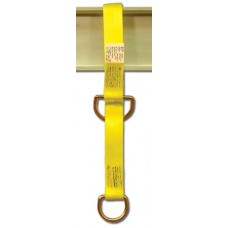 French Creek 3' Double D-Ring Tie-Off Strap, 1336