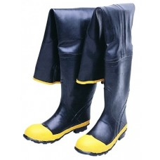 Liberty 1531 DuraWear® - Black Hip Wader With Steel Safety Toe