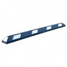 GNR 16201B Park-It Car Stop - 6 Ft - ADA Blue with White Stripe