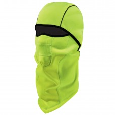 Ergodyne N-Ferno 6823 Wind-proof Hinged Balaclava, Hi Viz Yellow