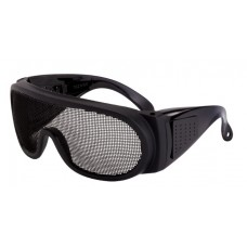Crossfire 19218 Wire Mesh Over the Glass Safety Glasses