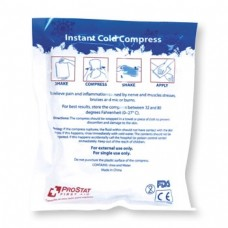 "ProStat 2016 Instant Cold Packs 5"" x 6"" - Small"