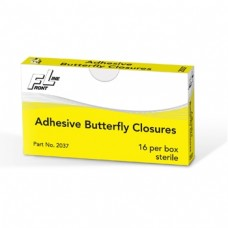 ProStat 2037 Adhesive Butterfly Closures - 16 Count
