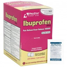 ProStat 2126 Ibuprofen Tablets - 250 Pack