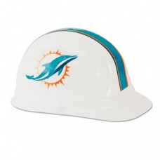 Miami Dolphins Hard Hat - (CLEARANCE - LIMITED STOCK AVAILABLE)