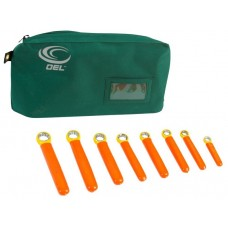 OEL 241708-B Insulated Wrench Set Box - 8 Pcs