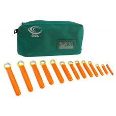 OEL 241709 Insulated Wrench Set Box - 13 Pcs