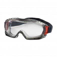 Bouton 251-60-0020 Stone Indirect Vent Goggle with Gray Body Clear Lens Anti-Scratch / FogLess 3Sixty Coating
