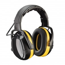 Hellberg 264-47002 Active™ Electronic Ear Muff with Headband Adjustment and Active Listening - NRR 24