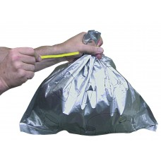 Justrite 26827 Disposable Bucket Liner For Smoker's Cease-Fire Cigarette Butt Receptacle - Pack Of 10